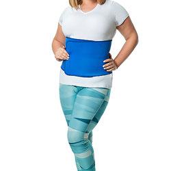 Пояс для похудения живота (с эффектом сауны, неопрен, унисекс) живот до 122 см SV1